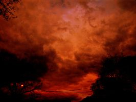 skies of hell by assassin4
