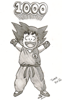 1000 Views by S0N-GOKU