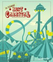 Carnival Poster by p34nutz