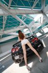 Legs, Butt and Car by Xeno-Photography