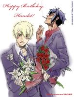 Happy Birthday, Hamlet! by Meissner-kun