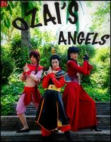 Ozai's Angels by EclecticManiac