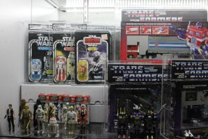 My vintage toy collection pic2 by godaiking