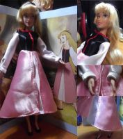 Princess Eilonwy Doll (Part 1) by Prince-Mello-Jeevas