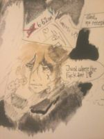 Silent Hill panel 3 by xombiethewhimsical