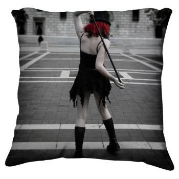 WinterWolfStudios Limited Edition Pillows by coppice