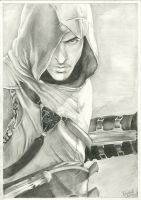 Assassin's creed by Aisedora