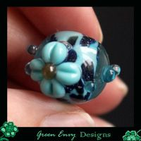 Floral Bead 1 by green-envy-designs