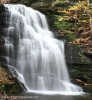Bridal Veil Falls 1 by The-Assistant