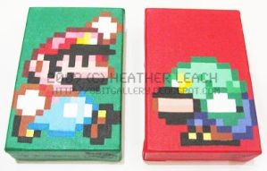 Super Mario World - M+L Set by 8bitgallery