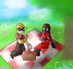 Nice Day for a Picnic by Cakeu-chan89