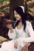 Snow white I. by Ketmara