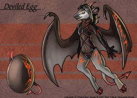 Deviled Egg - Adoptable by Ulario
