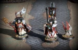 Dark Angels Chapter Command by Elmo9141