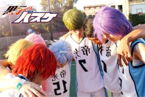Kuroko no Basuke: Let the games begin by RaikouCos