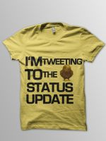Twitter T Shirt by LifeEndsNow