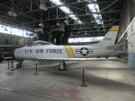 North American F-86A-1-NA Sabre by magnumsoldier