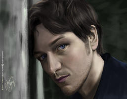 James Mcavoy by JeoSiri