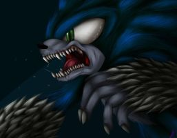 Werehog by captainkayla56