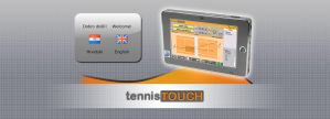 tennisTOUCH language page by Player-Designer