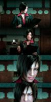 Resident Evil Damnation Collage 7 by Livy-Livy
