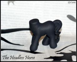 The Headless Horse by wylf