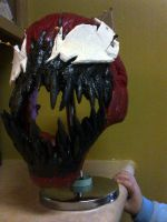 Carnage mask 2.0 wip by mongrelman