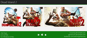 Dead Island 2 - Icon by Crussong