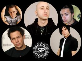Simple Plan Collage by Black-Jack-Attack