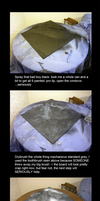 How to easily and quickly paint a snow board. by the-Higgins