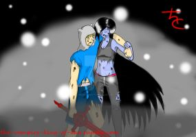 Finn x marceline after the struggle by pianoaddict772