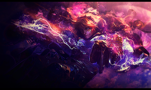 Ezreal Tag by Wishlah
