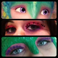Toothiana progress 6 - what lashes to choose? HELP by Aabenhuus