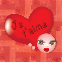 JeTaime by TheGalleryOfEve