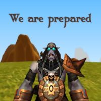 We Are Prepared by D3L1GHT
