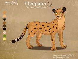 Cleopatra - Adoption Auction CLOSED by Nala15
