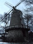 The Ol' Mill by scribilitary