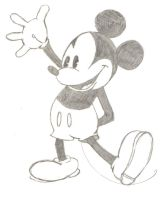 Mickey Mouse by Animonstar