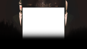 Slender Man Youtube Partner Bg by zlRedemptionlz
