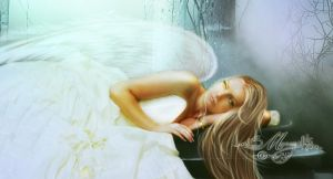 Cuando un angel duerme foreground by Marazul45