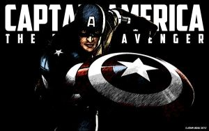 Captain America The First Avenger by johnbeau