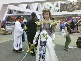 Otakon - Zelda by YourTwistdReflection
