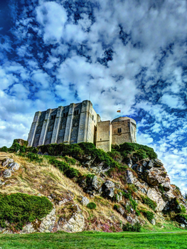 William the Conqueror - HDR Castle by fenuaboy