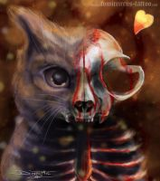 Zombie cat stuff by AtomiccircuS
