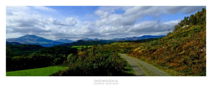 Snowdonia Rework by mortimea