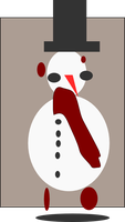 Snowman by PequenosArtistas