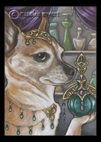 Bejeweled Dog 13 by natamon