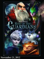 Rise of the Guardians poster by 1Roxas14