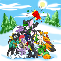 merry christmas 2007 part 1 by Purp1eDragon