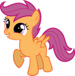 Inkscape - Could you resist this face? by TheStorm117